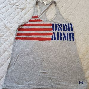 Under Armour Patriotic Tank